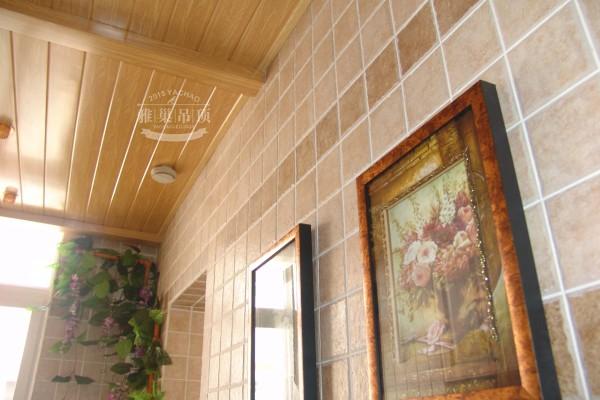 厨房一角,放上绿色植物是不是很漂亮~