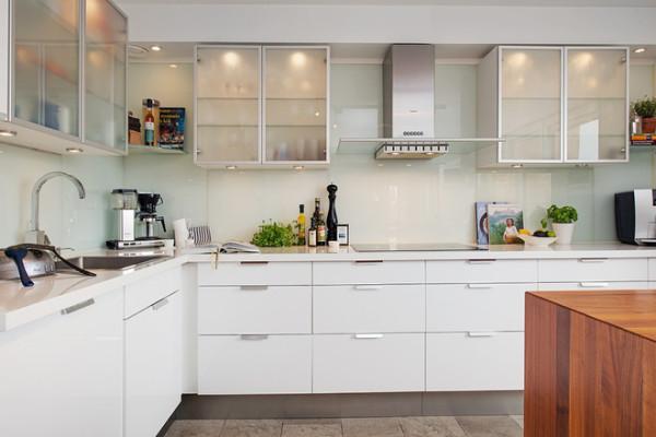整洁的厨房一定要好好保养才行。