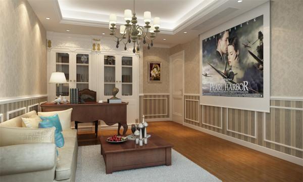 两河流域别墅户型装修简约欧式风格设计方案展示,腾龙别墅设计师何时彦作品,欢迎品鉴
