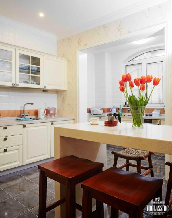 厨房的吧台