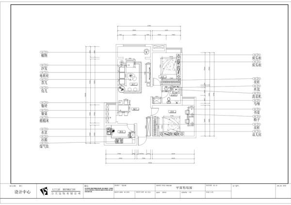 户型方正,房间布局紧凑,基本没有浪费的地方。从入户顺时针介绍,首先是玄关,整个玄关空间较宽敞,在右边靠墙摆放了一排储藏柜,可以作为一个大的储藏空间,增加实用性。