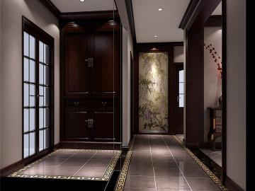 新中式案例.高度国际装饰呈现