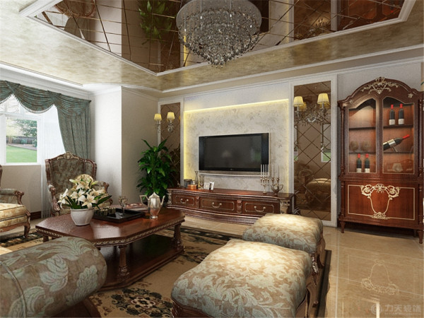 本案为建邦时代1室2厅1卫1厨100㎡的户型。这次的设计风格定义为欧式主义风格。欧式风格以时代气息映射主人的生活习惯以及兴趣,满足其生活所需求的心理活动。