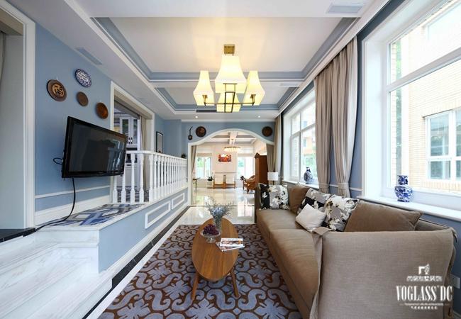 厨房图片来自成都尚层别墅装饰装修公司在现代简美风格作品的分享