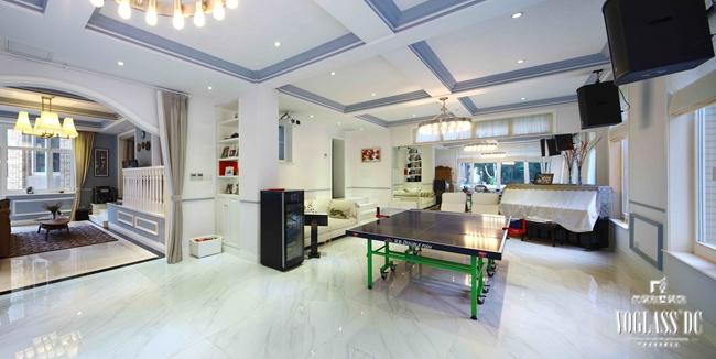 其他图片来自成都尚层别墅装饰装修公司在现代简美风格作品的分享