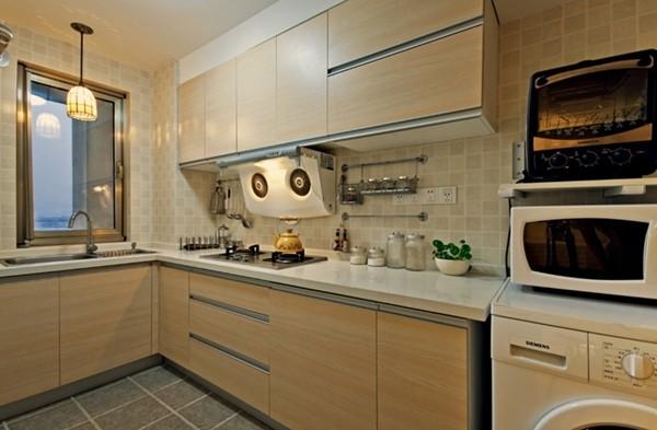 老房改造装修小户型厨房装修技巧