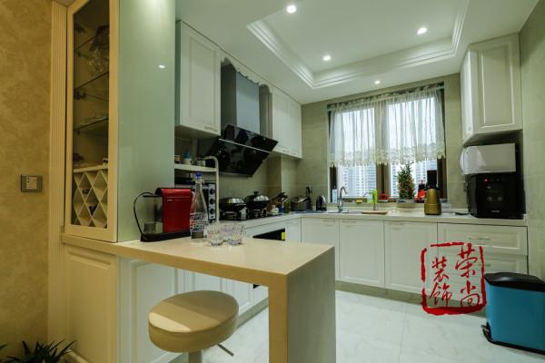 简约欧式——厨房