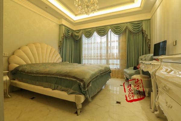 简约欧式——卧室