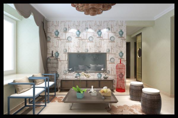 客厅一般都是家里装修的重点。