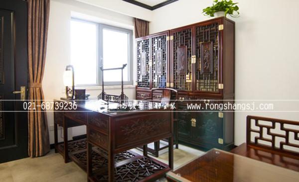 中式风格——书房