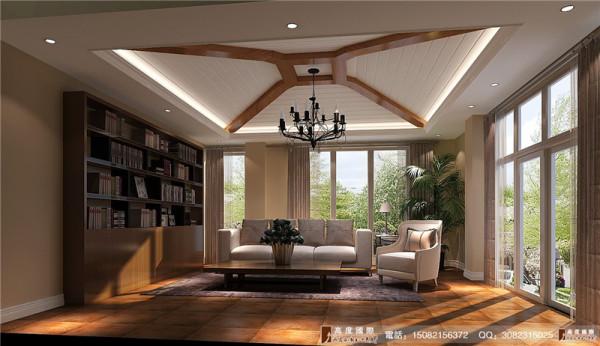 恒大金碧天下阳光房细节效果图-----高度国际装饰设计