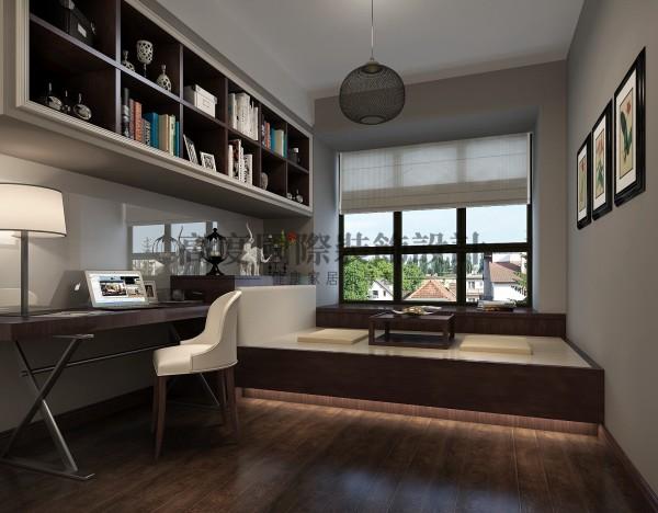 【高清】桐梓林装修140㎡案例 卧室装修 成都高度国际装饰设计