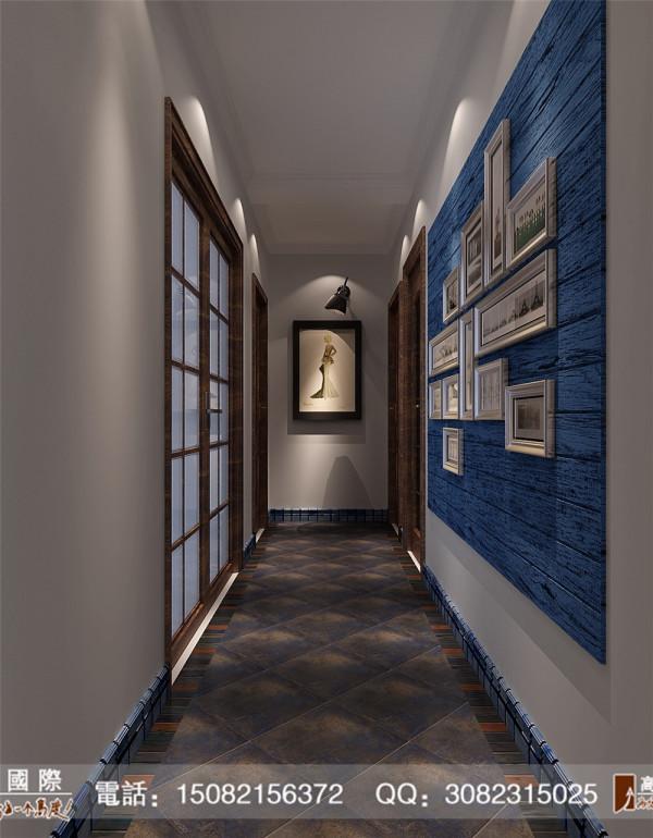中建桐梓林门厅细节效果图----高度国际装饰设计