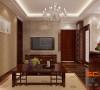 自然清新东南亚风格-两居室装修