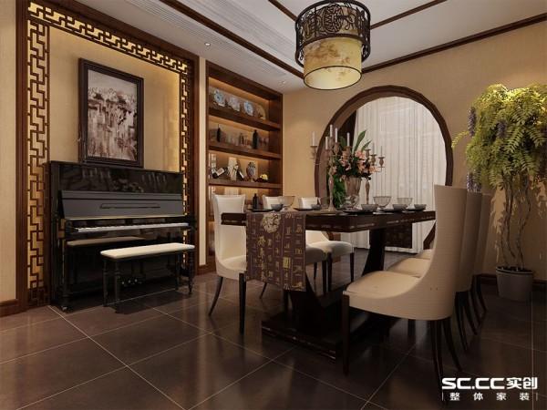 设计师在餐厅空间中细致拿捏着静谧与活跃,朴素与奢华,当代与传统的关系。