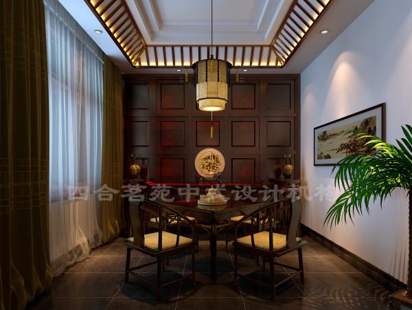 典雅大气的会所空间环境的设定,是为了给客人带来舒适沉静的休闲体验。在一个与自己气韵相投、还可以供来欣赏的空间中品味禅意,