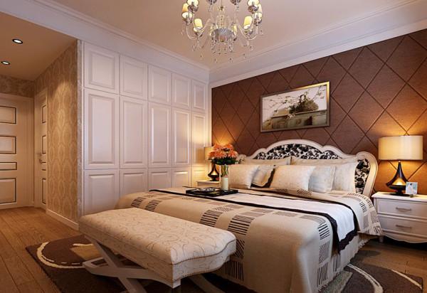简约 欧式 三居 白领 收纳 80后 小资 卧室图片来自实创装饰百灵在