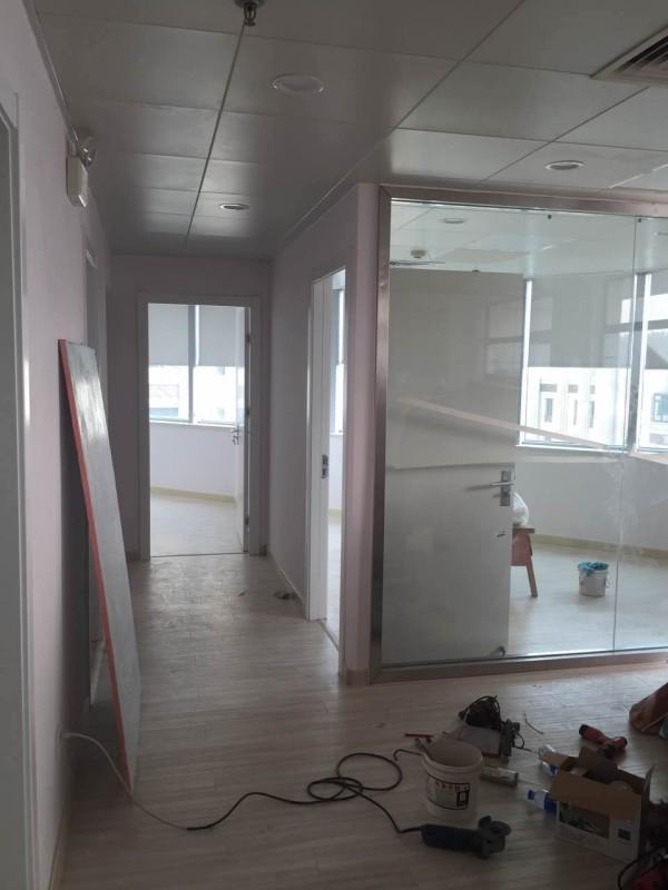 公装无忧,办公室装修经典案例,中华大厦项目