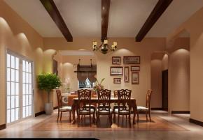 地中海 别墅 收纳 80后 小资 高富帅 餐厅图片来自北京高度国际---小吴在琉森湖280平米托斯卡纳设计的分享