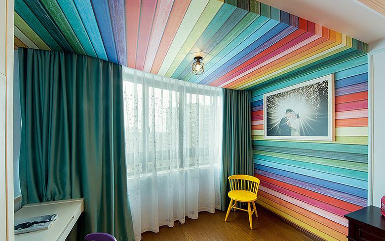 书房图片来自家装大管家在暖暖温馨 120平简约美式混搭3居的分享