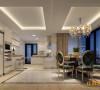 天御香山豪庭-新古典风格
