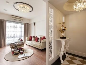 新古典简约典雅时尚公寓