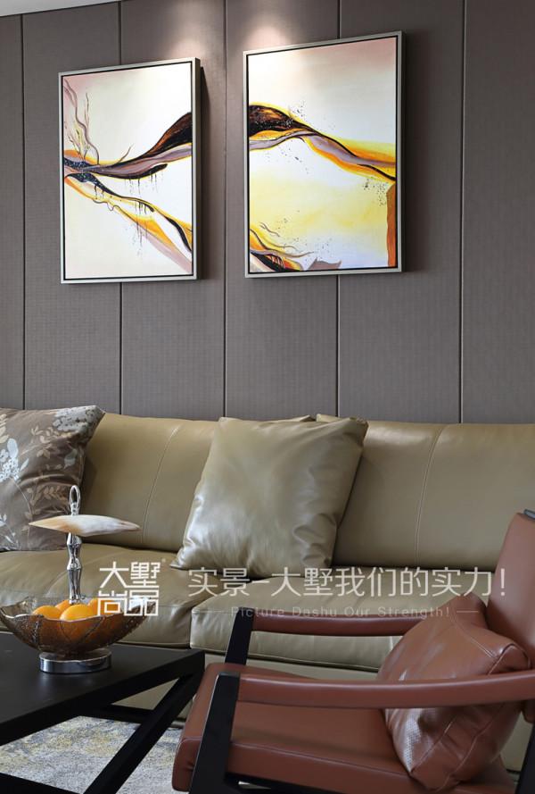 客厅软饰细节