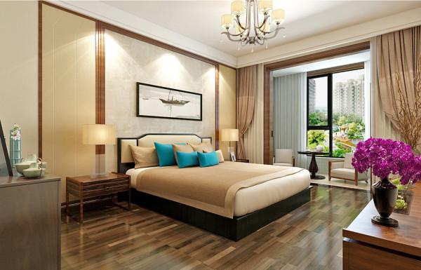 中式风格卧室装修方案设计