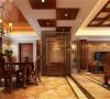 联盟新城古典欧式风格装修设计