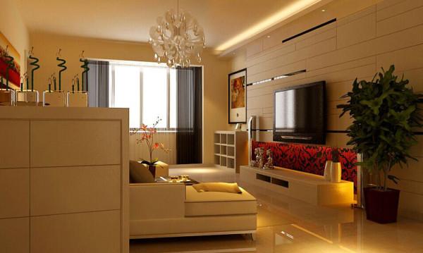 天地湾四期 139平三居室装修 简约风格设计案例 效果图