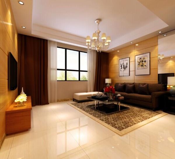 全包装修 客厅图片来自郑州实创装饰-杨淑平在开祥御龙城130平新中式