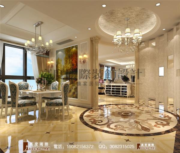 nan hu guo ji玄关细节效果图---高度国际装饰设计