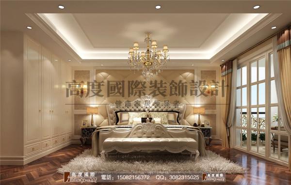 nan hu guo ji卧室细节效果图---高度国际装饰设计