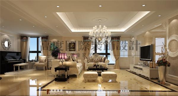 nan hu guo ji客厅细节效果图---高度国际装饰设计