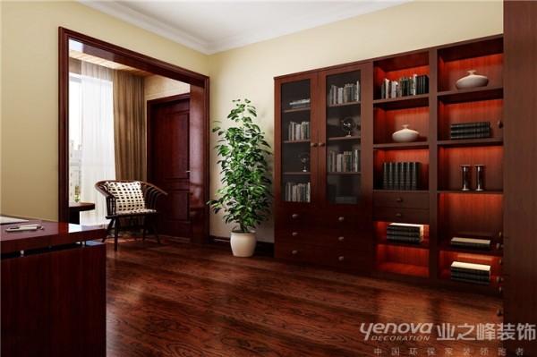本案的设计重点是会客空间与门厅以及过道空间互通与 走廊的仿古转,简单、大方而不失高贵的气质,电视背景墙用了壁画饰面,