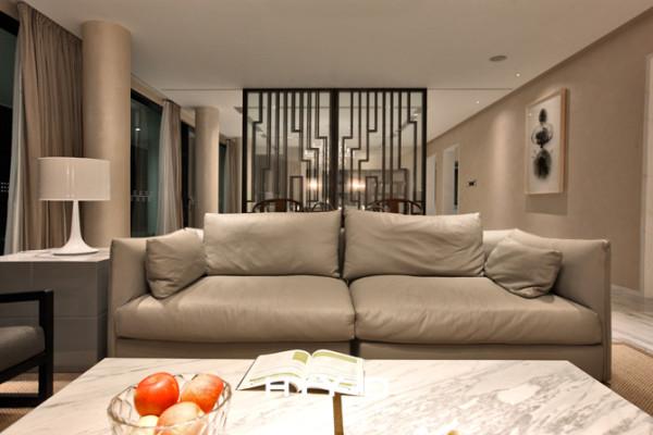 别墅设计室内设计图片来自郑鸿设计师在别墅空间海口西海岸别墅官网宫丽禅意图片