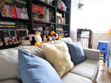 两居室60㎡地中海装修案例