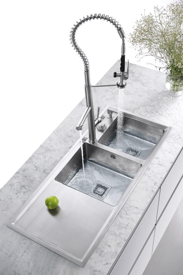 屈米空间大师,铸就水槽功能空间设计的经典之作。