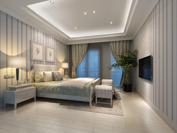 生活家装饰--半岛一号320平米现代风格卧室装修效果图       设计理念:在凡尘俗事中碰撞忙碌一天之后,回归净化身心灵的家居空间,剔除复杂、还原极简,生活原来可以这般简单美好!