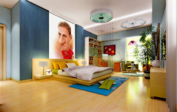 陶然亭-儿童卧室
