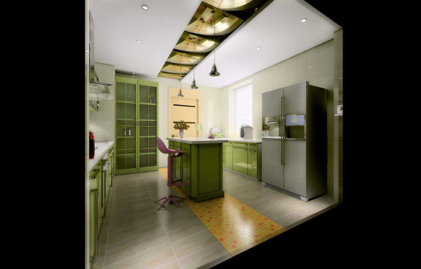 陶然亭-厨房