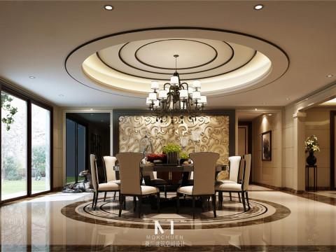 长沙龙湾国际-新古典风格