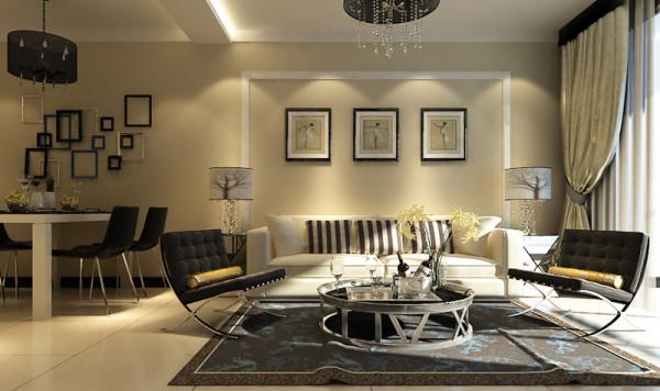 沙发墙的设计效果展示