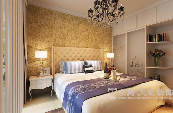郑州风和日丽装修4室2厅样板间效果图赏析——卧室布局设计