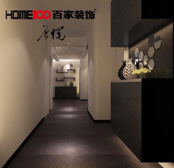 后现代风格走廊