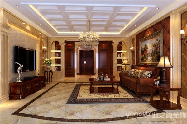 门厅处的重新布局使房屋的空间利用率更加紧凑,增加了空间的储物功能。太原业之峰装饰装修咨询电话:13643415037