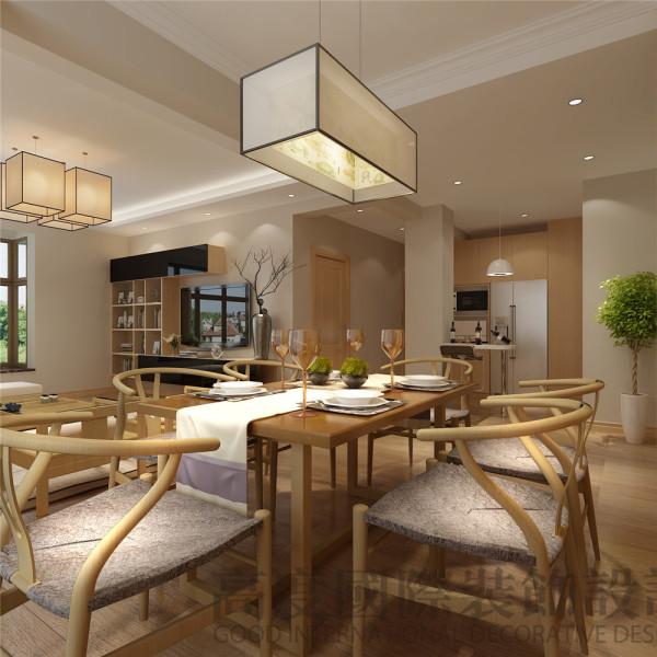 【高清】天府长城 日式风格 餐厅装修风格 成都高度国际装修