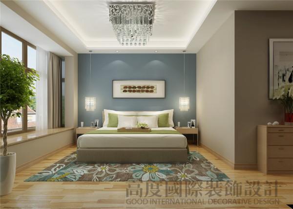【高清】天府长城 日式风格 卧室室装修风格 成都高度国际装修
