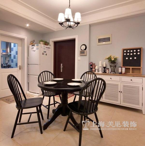 郑州升龙天汇广场两室两厅105平居室户型装修效果图赏析——餐厅布局