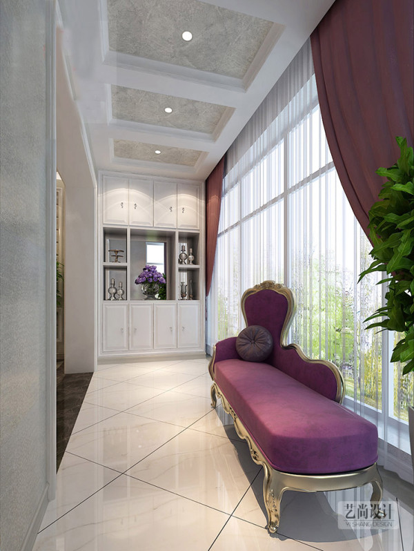 欧式三居白领样板间127平方其他装修效果图片 装修美图 新浪装修家居高清图片